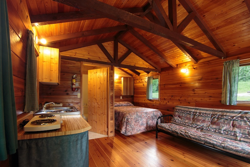 mount robson lodge cabin 2 inside 2 small home page