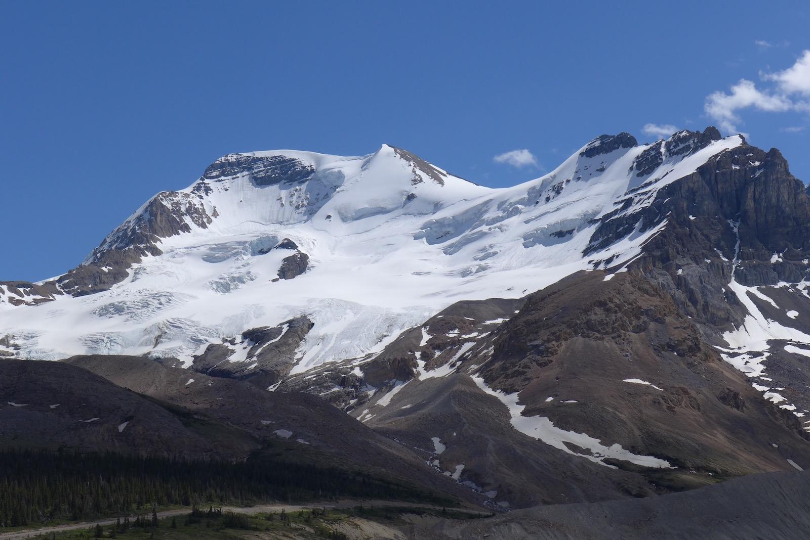 mount athabasca jasper national park alicja gados photo