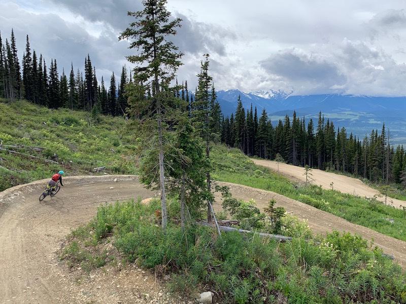 valemount mountain bike park alicja gados photo